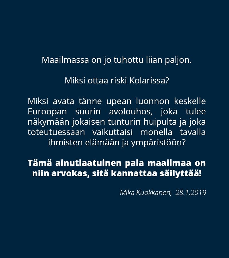 Mika Kuokkanen